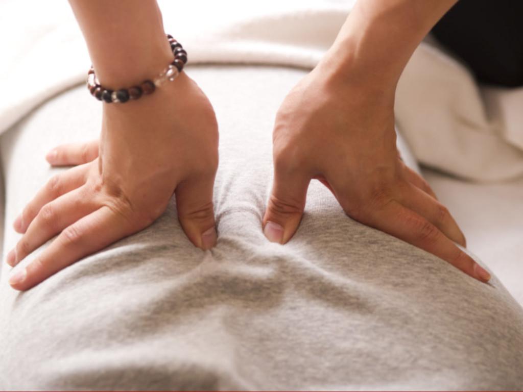 Massage Shiatsu zen